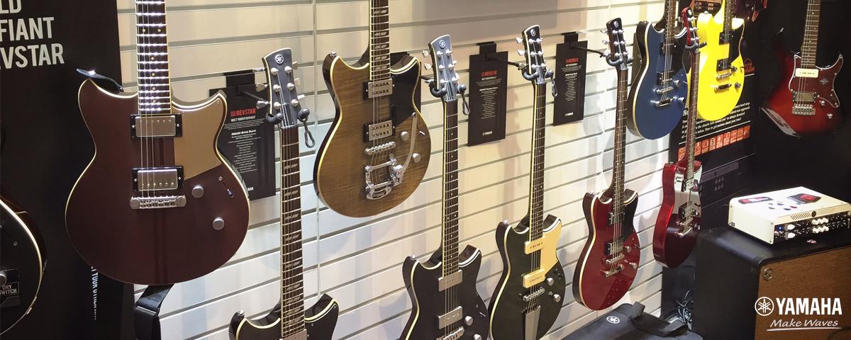 mua đàn guitar điện