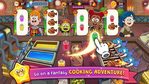 Image of Potion Punch 2: Fantasy Cooking Adventures 1.0.5 1