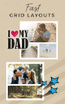screenshot of Pic Collage - Your Story & Photo Grid Editor