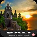 Bali Travel & Hotel Guide icon