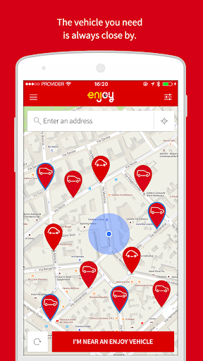 enjoy vehicle sharing 2.0.4 screenshots 1