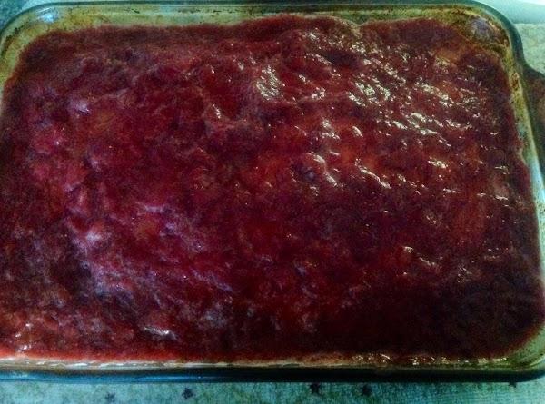 Very Berry Strawberry Sheet Cake Recipe