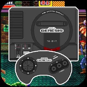 Download MegaGen: Genesis MegaDrive MD Emulator APK latest