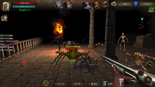 Dungeon Shooter : The Forgotten Temple apkdebit screenshots 5