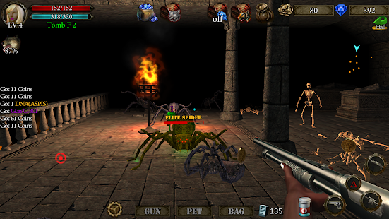 Hack Game Dungeon Shooter : The Forgotten Temple apk free