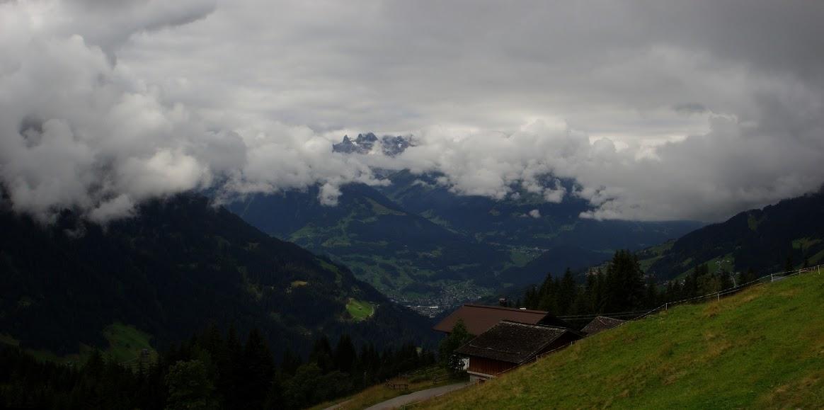 Het Silbertal in Oostenrijk in 2007
