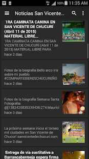 San Vicente de Chucurí- screenshot thumbnail