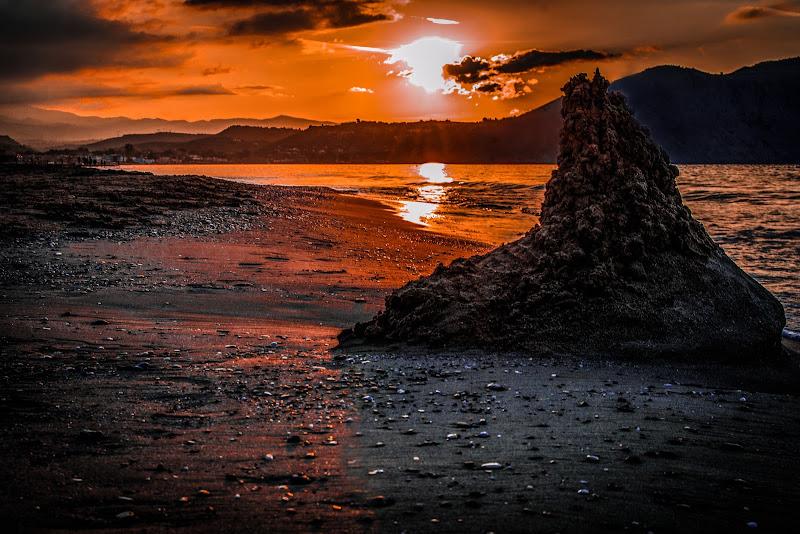 Hellenic Sunset di JohnnyGiuliano