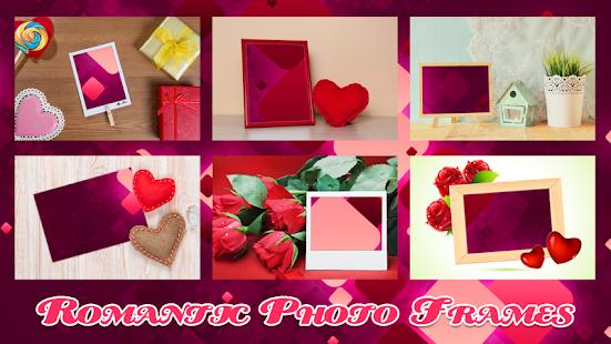 Romantický foto rámečky FX - náhled