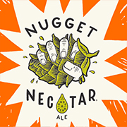 Logo of Tröegs Nugget Nectar