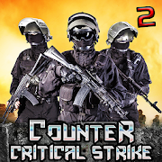 FPS Shooting Gun War – Counter Critical Strike CS MOD APK 1.0 (Mega Mod)