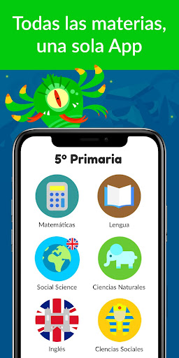 Academons - Primaria juegos educativos  screenshots 4