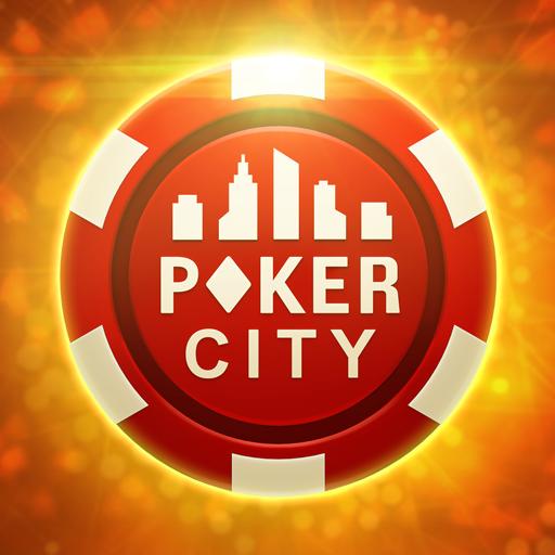 Poker City - Texas Holdem Icon