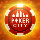 Poker City - Texas Holdem icon