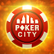 Poker City - Texas Holdem - Androidアプリ