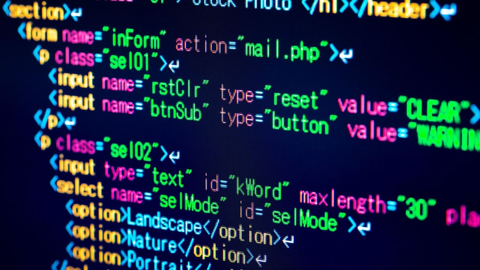 プログラミング 画面