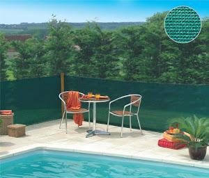 Plasa verde protectie pentru umbrire, rola 1.5 x 25 metri