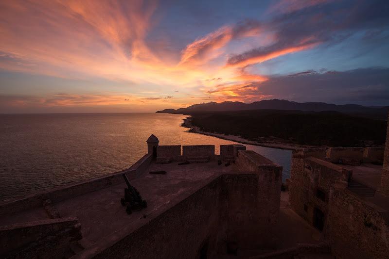 Cuba - Castillo del Morro di Giacomo Federici