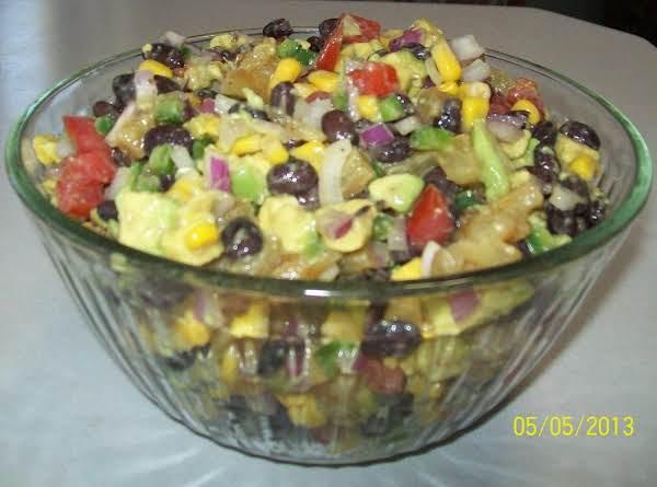 Avocadoooo'licous Salsa