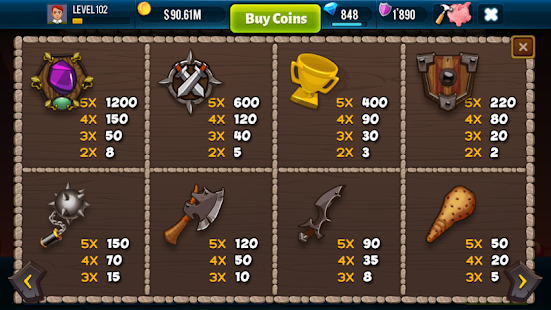 Vikings Clash Free Slot Game- screenshot thumbnail