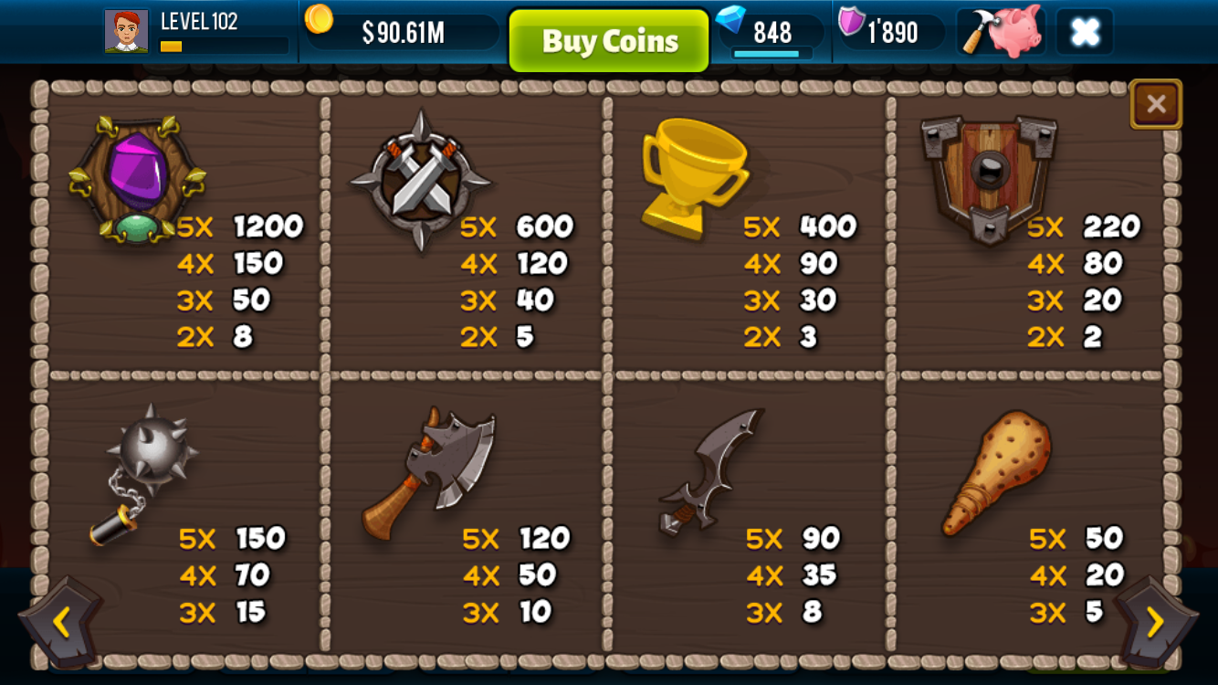 Vikings Clash Free Slot Game- screenshot