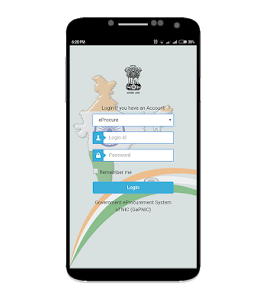 Govt eProcurement System App Download For Android and iPhone 6