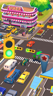 Traffic Panic Boom Town - náhled