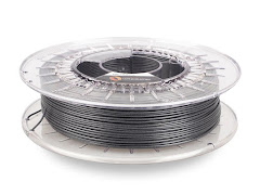 Fillamentum Vertigo Grey Flexfill TPU 98A Filament - 2.85mm (0.5kg)