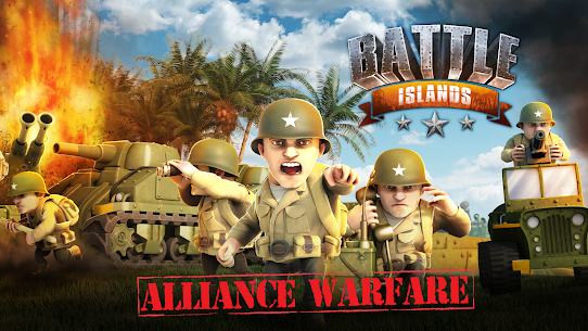 Battle Islands Mod 5.4 Apk [Unlimited Money] 1