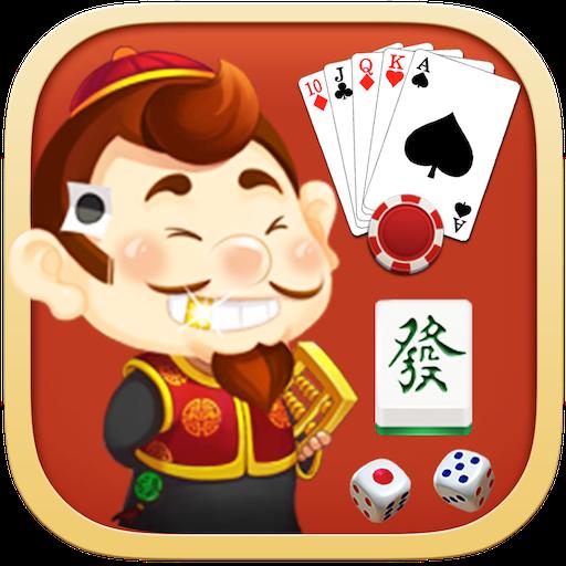 欢乐玩游戏-斗地主,德州扑克,四川麻将,消灭星星,捕鱼游戏 博奕 App LOGO-硬是要APP