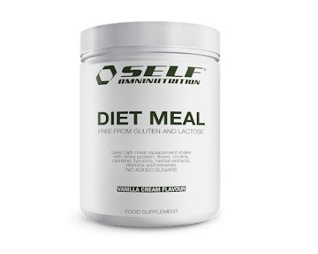 Self Diet Meal 500g - Double Rich Chocolate
