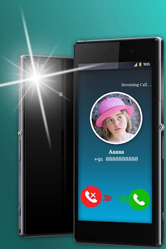 Flash on call
