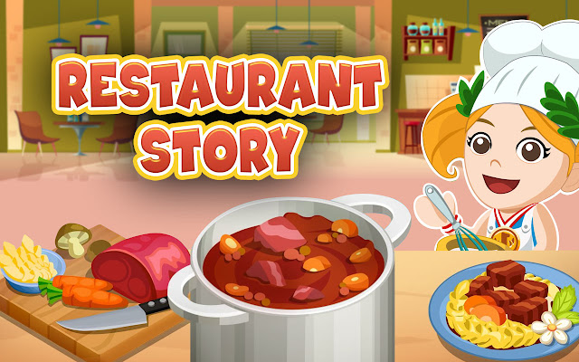 Restaurant Story Extension