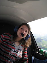 Photo: Dessy is enjoying the flight http://www.swiss-flight.net