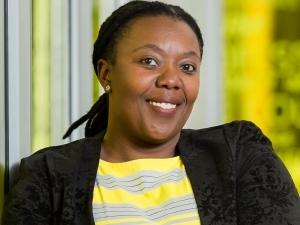 Thandeka Chabane, acting GM for Client Services, MTN Business.