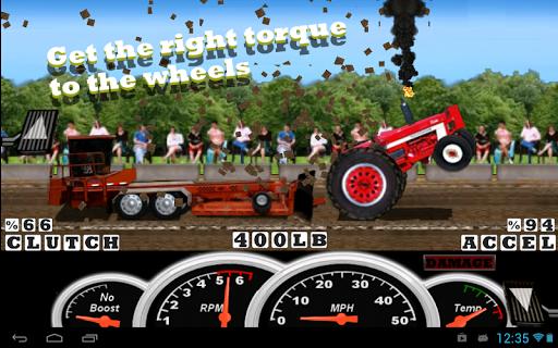 Tractor Pull cheat screenshots 2