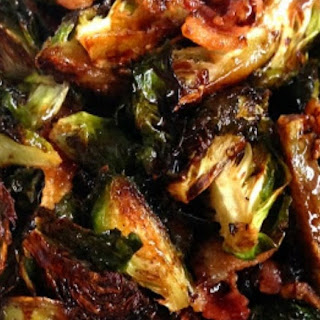 Brussel Sprouts With Balsamic Vinegar And Brown Sugar Recipes.