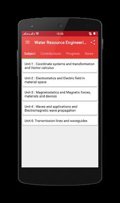 Water Resource Engineering - screenshot