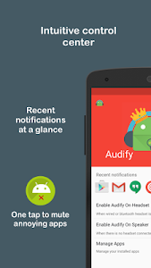 Audify Notification Reader v1.96 (Premium)
