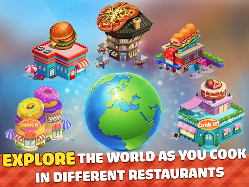 Cook It! City of Free Frenzy Cooking Games Madness  screenshots 15