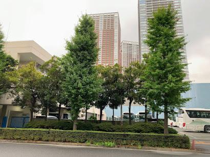 フジエクスプレス東京営業所(芝浦車庫)