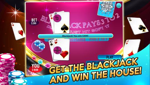 High Stakes Black-Jack Pro