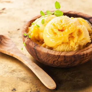 Pineapple Ice Cream.