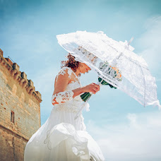 Vestuvių fotografas Alessandro Spagnolo (fotospagnolonovo). Nuotrauka 27.05.2019