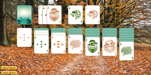 Solitaire Clubs Town - Fancy Solitaire Card Game 1.7 6
