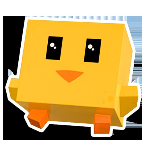 Keepy Ducky 街機 App LOGO-硬是要APP