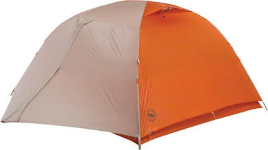 Big Agnes Copper Spur HV UL3 Shelter, Gray/Orange, 3-person alternate image 0