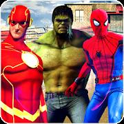 Super Kungfu vs Superhero fighting game 2018