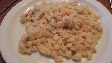 Just like Kraft classic chicken noodle dinner
