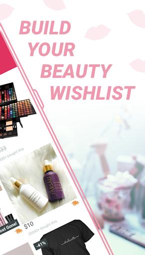 Cute - Beauty Shopping screenshot